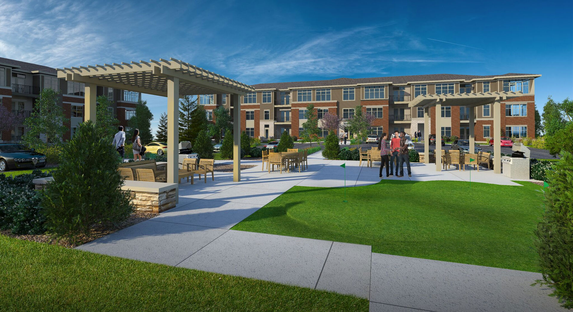 apartments in brookfield wi